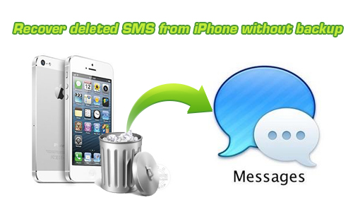recover deleted messages iphone 6 without backup