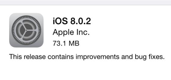 ios8.0.2 update