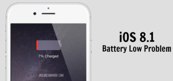 Fix battery problem on iphone 3gs