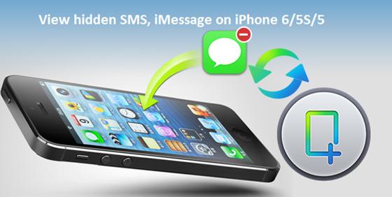 Hidden files on iphone