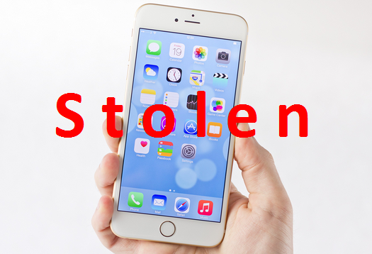 how to clear a stolen iphone 6