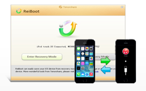 WatFile.com Download Free Method To Fix Your iPhone Stuck In Recovery Mode For Free