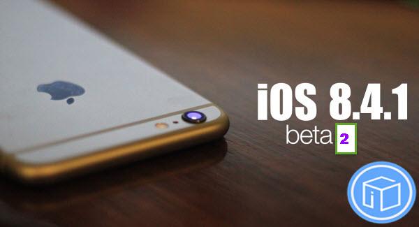 iOS-8.4.1-beta2