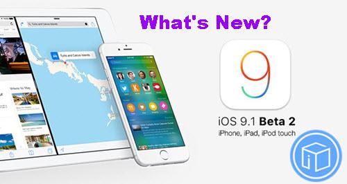 iOS-9.1-Beta-2-release