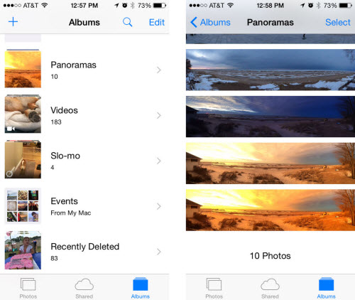 ios_generated_albums_screens
