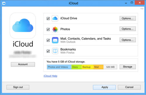 access_icloud_data_from_control_panel