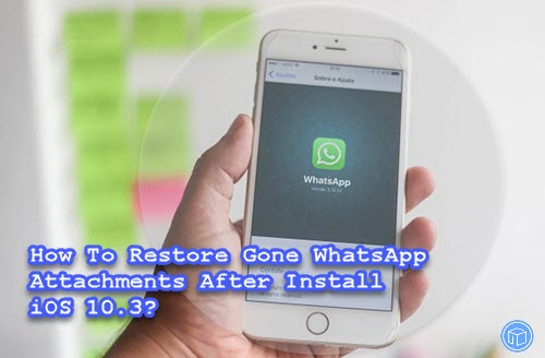 how to get back whatsapp attachments
