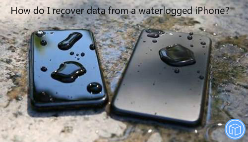 retrieve data from a water damaged iphone