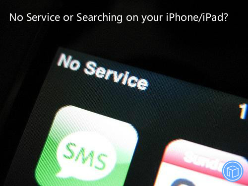 can't connect to service on your iphone or ipad