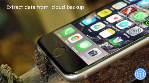 extract data from icloud backup