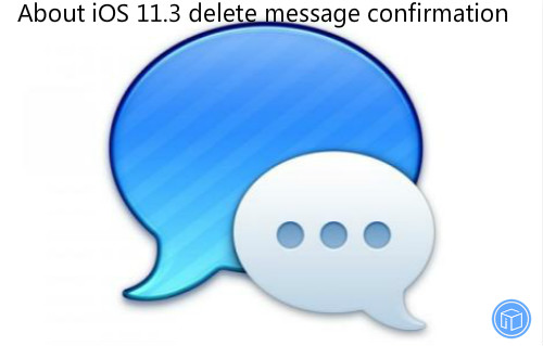 delete texts verification