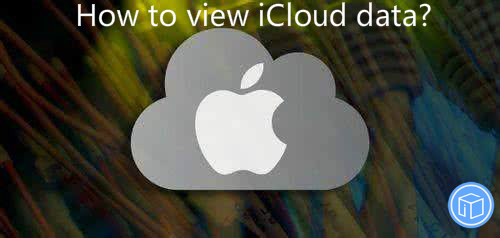 see what is stored in icloud