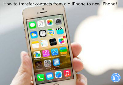 move phone numbers between two iphone devices