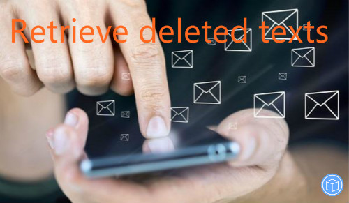 restore lost text messages from iphone directly