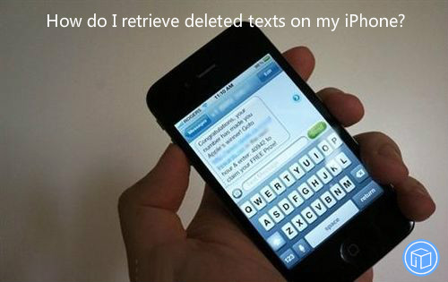 undelete lost iphone text messages