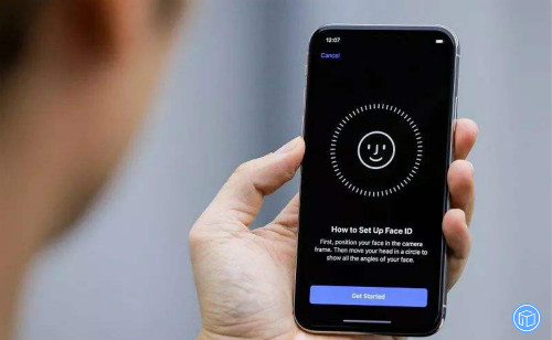 get help with iphone x face id