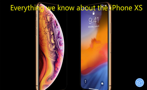 get more info about the iphone xs