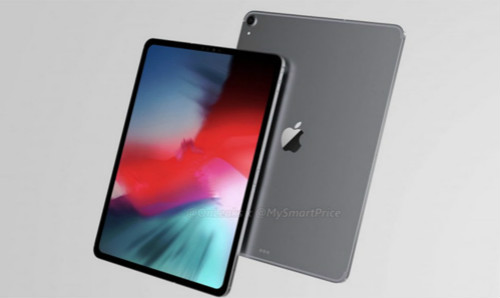 six 2018 ipad pro models were found in the app analytics data