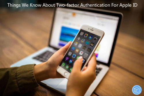 get help with two-factor authentication for apple id