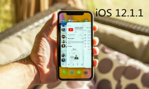 get help of the the ios 12.1.1 update