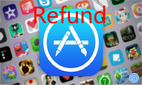 ask for a refund for an app store or itunes store purchase