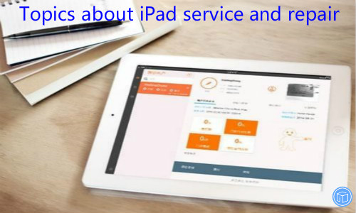 get help of your ipad