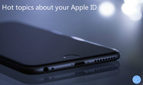 frequently asked questions about your apple id
