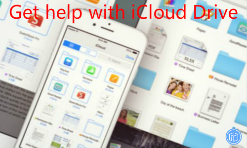 fix issues about icloud drive