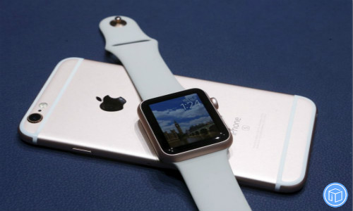 transfer your apple watch from your old iphone to the new one
