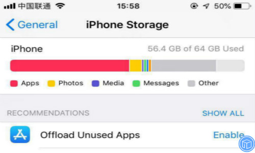 get help with your iphone storage
